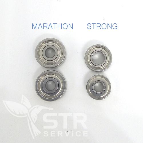 Подшипники для Marathon и Strong