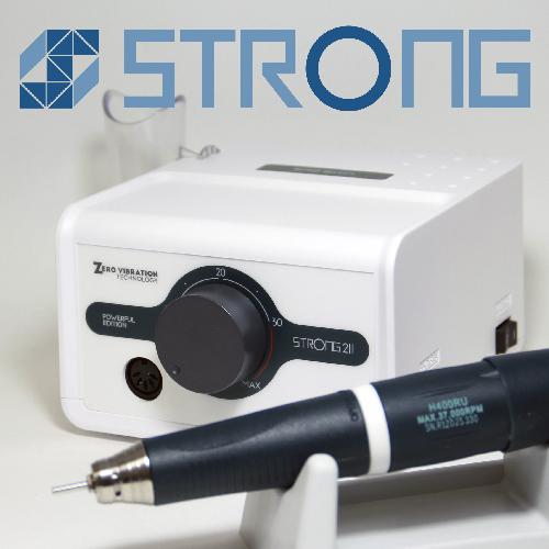 Обзор новинки STRONG 211/H400RU