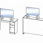 Гигиенические защитные экраны