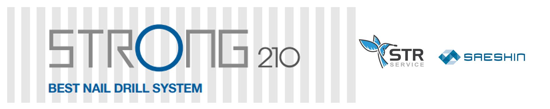 Купить оригинальный Strong 210