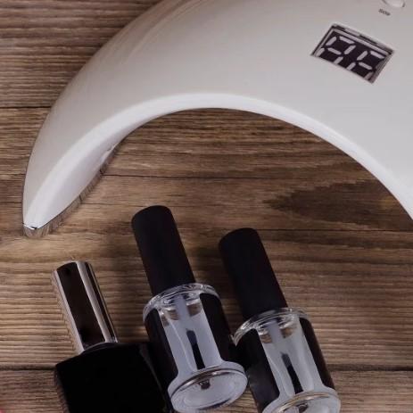 Популярные лампы для маникюра гель лаком!