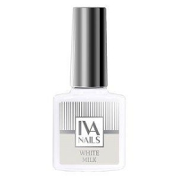 Гель-лак IVA Nails White Milk