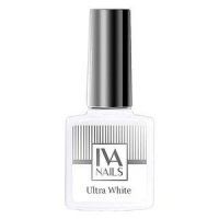Гель-лак IVA Nails Ultra White