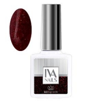 Гель-лак IVA Nails Red Queen 11
