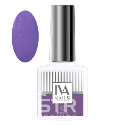 Гель-лак IVA Nails Purple 3