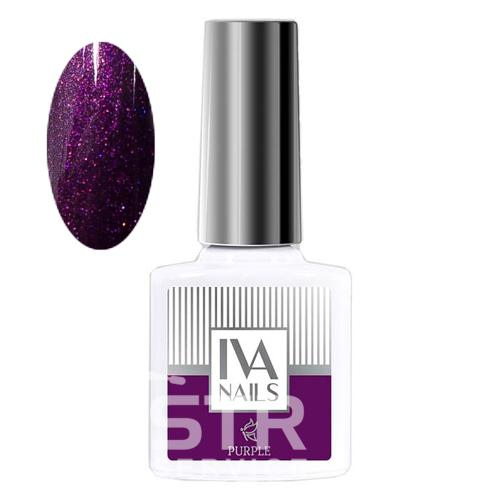 Гель-лак IVA Nails Purple 5