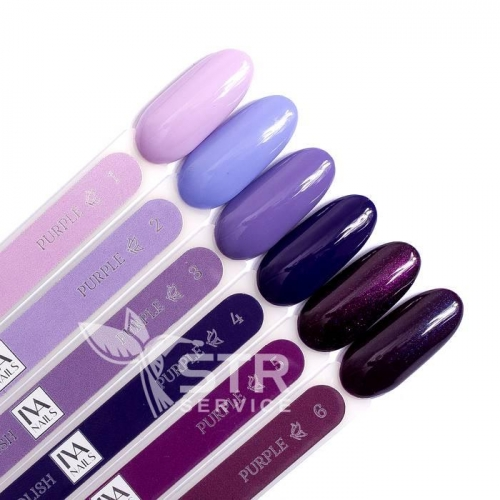 Гель-лак IVA Nails Purple 6