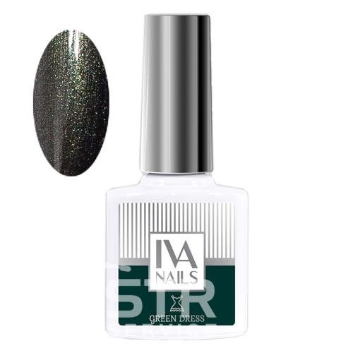 Гель-лак IVA Nails Green Dress 5