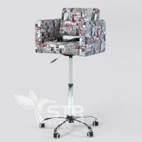 Детское парикмахеское кресло Quanto mini (PALS)_0