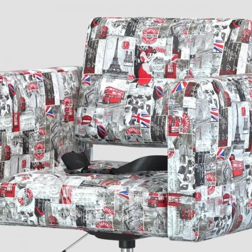 Детское парикмахеское кресло Quanto mini (PALS)