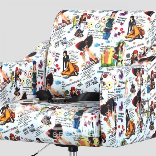 Детское парикмахеское кресло Sorento mini (PALS)