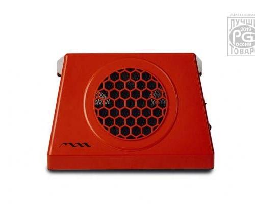 Max Ultimate 4 Настольный пылесос для маникюра (классический красный)