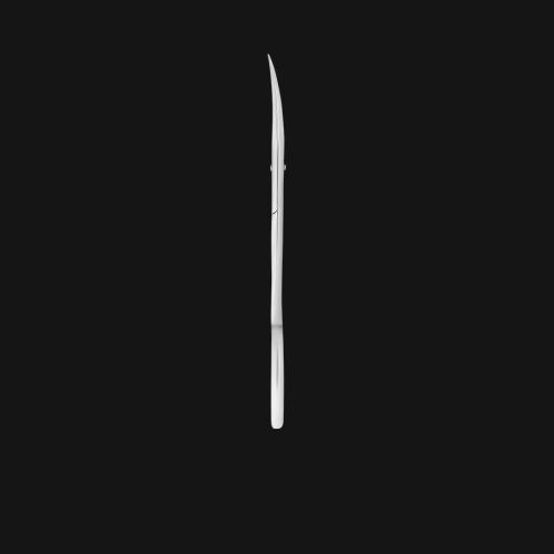 Маникюрные ножницы для кутикулы для левши STALEKS EXPERT SE-11/2