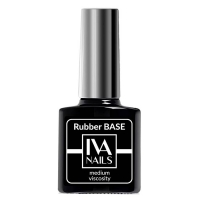 База IVA Nails Base Rubber Medium Viscosity (15 ml)
