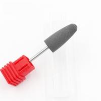 Полир силиконовый конус закругленный черный (Ø 10 мм) (180 грит)