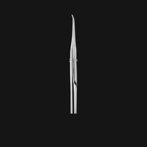 Маникюрные ножницы для кутикулы STALEKS EXCLUSIVE SX-21/1 (Magnolia)