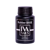 База IVA Nails Base Rubber Medium Viscosity (30 ml)