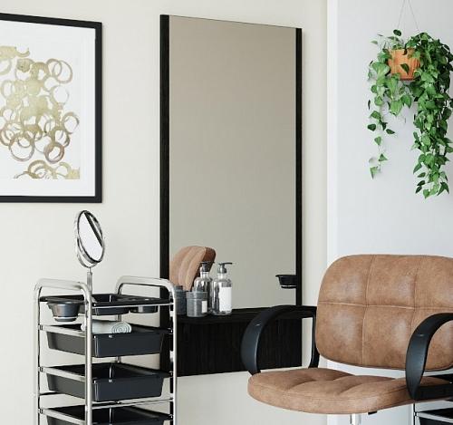 Зеркало для парикмахера Economus