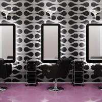 Зеркало для парикмахера Sensus (подсветка)_1