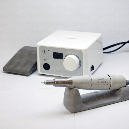 Аппарат Marathon 3N / H35LSP white, с педалью