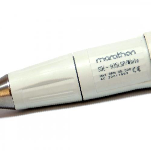 Аппарат Marathon 3N Silver / H35LSP white, с педалью