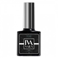 Топ IVA Nails Top Gloss (8 ml)
