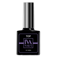 Топ IVA Nails Top No Wipe (15 ml)