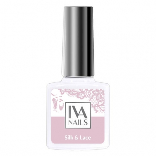 Гель-лак IVA Nails Silk & Lace 4