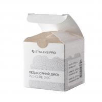 Педикюрный диск PODODISC STALEKS PRO S (15 мм)_3