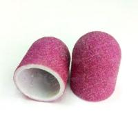 Колпачок шлифовальный розовый 13 мм (120 грит)