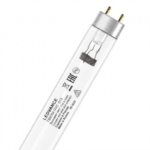Бактерицидная лампа TIBERA UVC T8 30W G13 купить