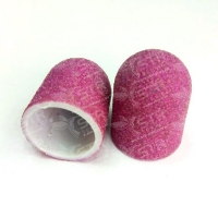 Колпачок шлифовальный розовый 10 мм (180 грит)