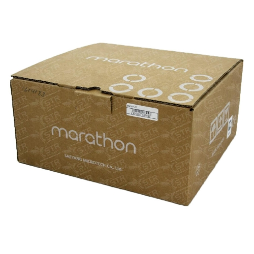 Аппарат Marathon 3 Champion black / H35LSP white, без педали
