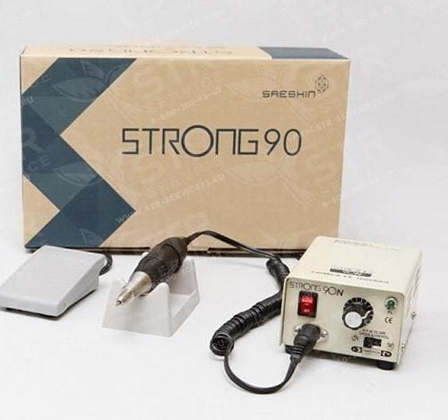 Аппарат Strong 90N/102, с педалью в коробке