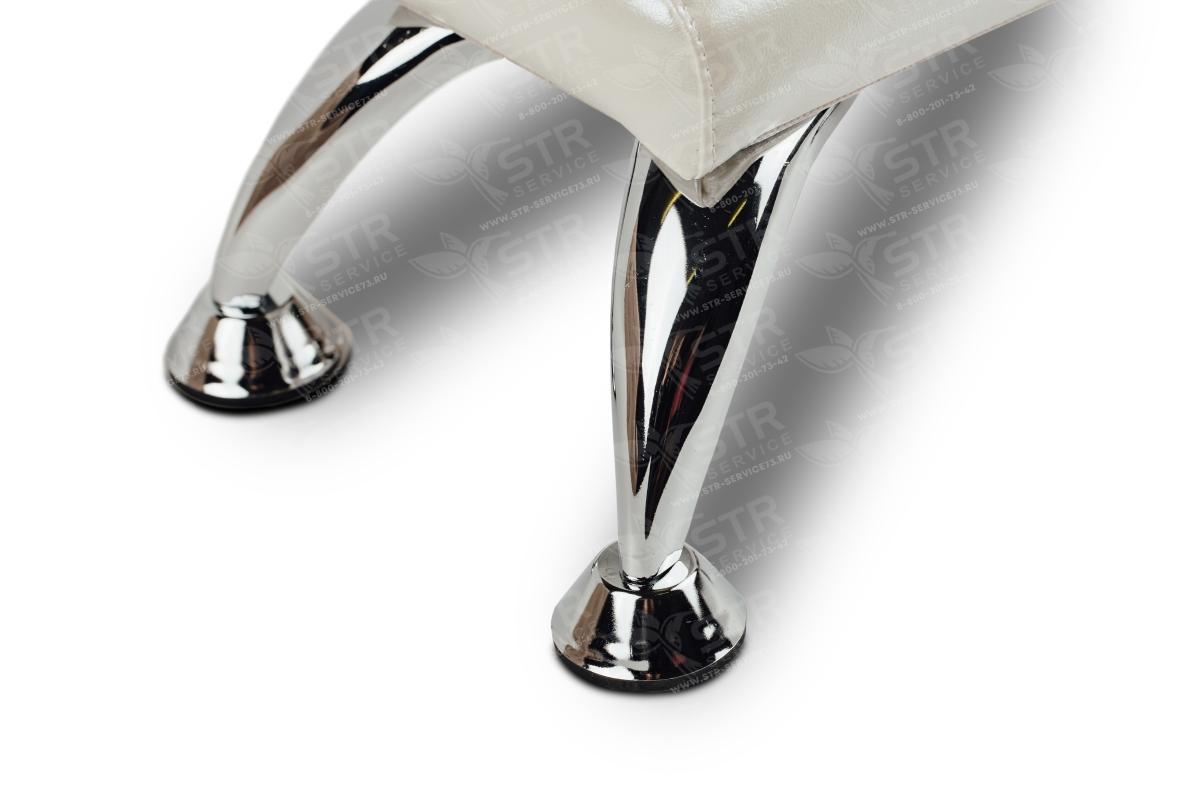 Подставка настольная для маникюра Max (с ножками) Белая_3