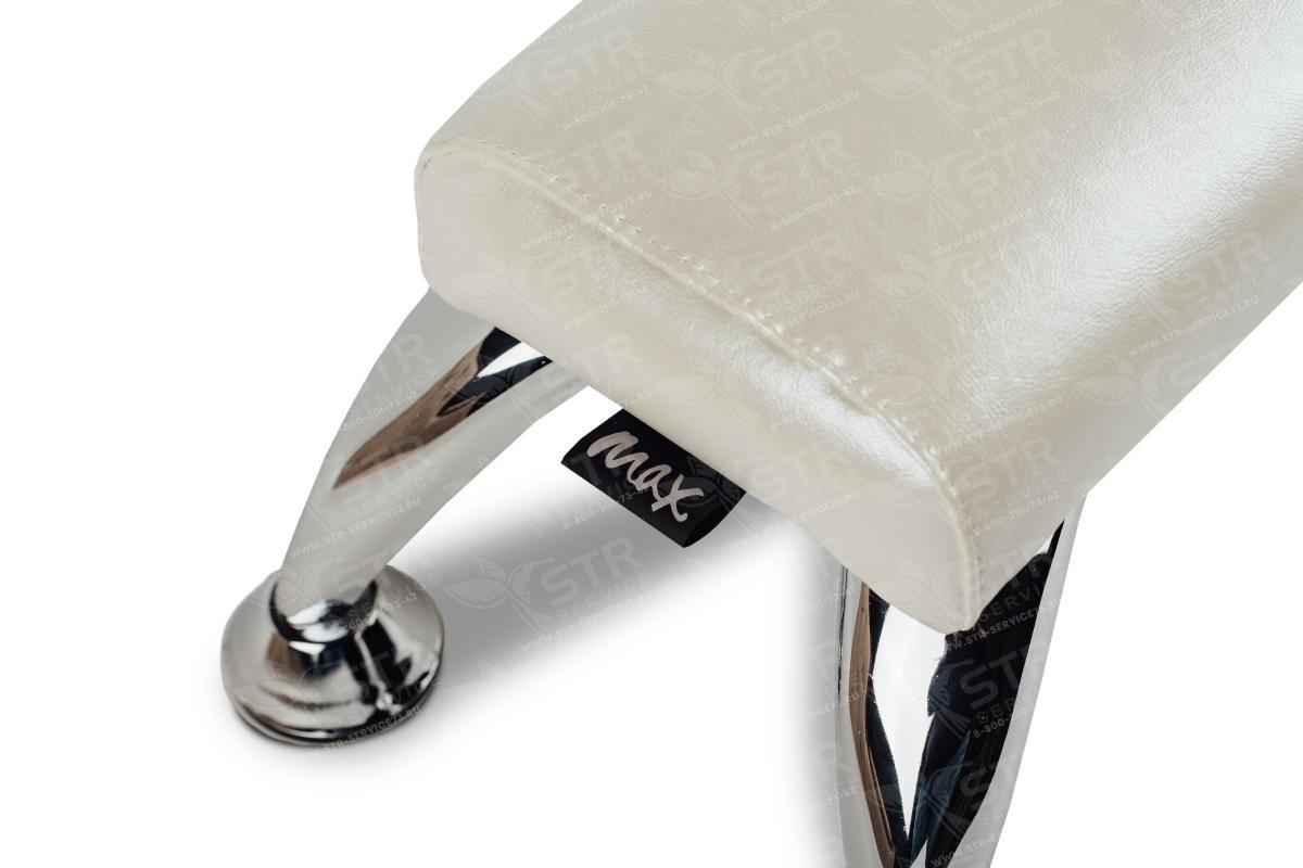 Подставка настольная для маникюра Max (с ножками) Белая