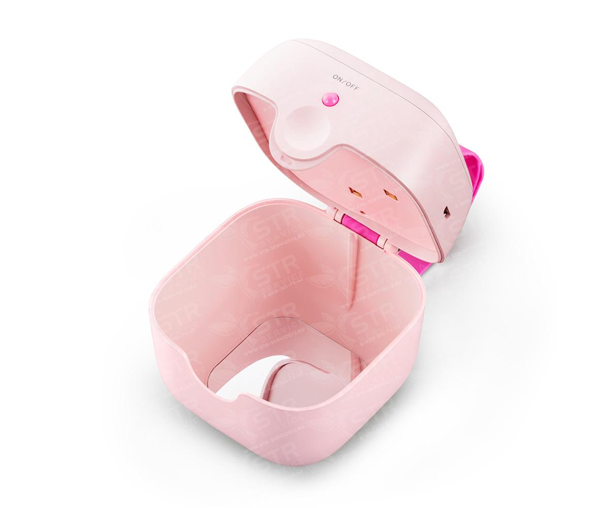 Стерилизатор детский S6 розовый, 59S (Китай)