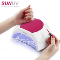 Лампа LED-UV SUNUV 2C, 48 Вт_4
