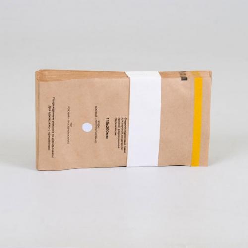 Крафт-пакет для стерилизации 115*200 с/к (100 шт.)