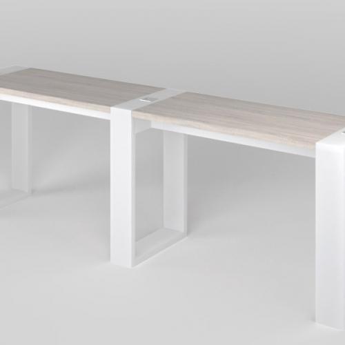 Маникюрный стол Matrix двухместный