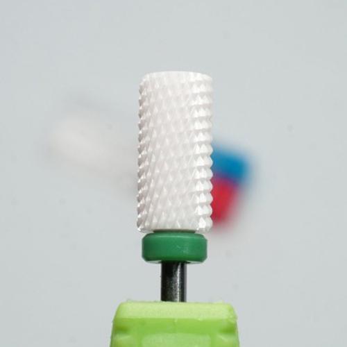 Фреза керамическая (цилиндр) зеленая