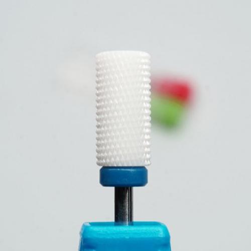 Фреза керамическая (цилиндр) синяя