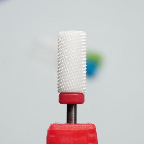 Фреза керамическая (цилиндр) FZ-KER-C1-K красная