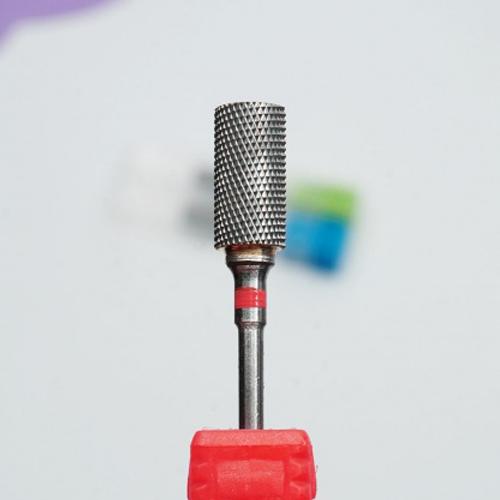 Фреза твердосплавная (красный) FZ-TVD-C2-K цилиндр