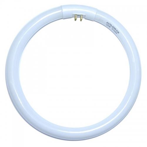 Лампа люминесцентная кольцевая T5 22W