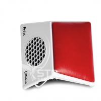 Max Ultimate 4 Настольный пылесос для маникюра (с красной подушкой)