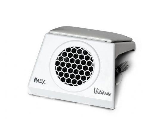 Max Ultimate, настольный пылесос для маникюра с белой подушкой