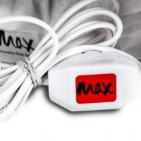 Max Ultimate, настольный пылесос для маникюра с серой подушкой_5
