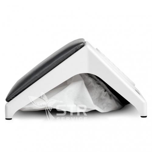 Max Ultimate, настольный пылесос для маникюра с серой подушкой