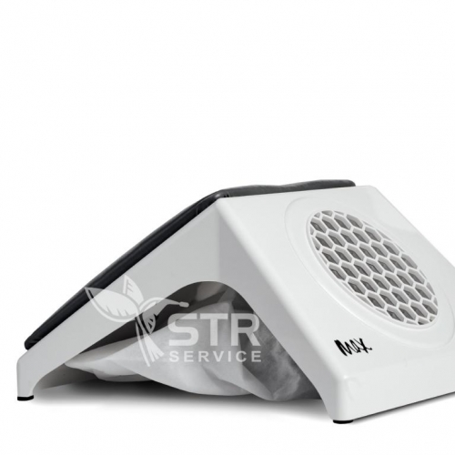 Max Ultimate 4 Настольный пылесос для маникюра (с серой подушкой)